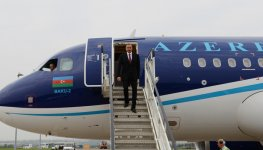 President Ilham Aliyev is on a working visit to the United Kingdom (PHOTO) - Gallery Thumbnail