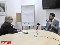 DIPLOMATIC POUCH: Interview with Irfan Siddiq, Britain's ambassador to Baku (PHOTOS) - Gallery Thumbnail