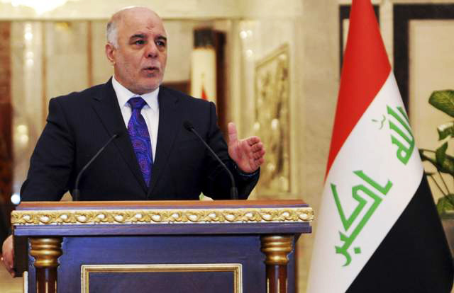 Iraqi PM due in Turkey
