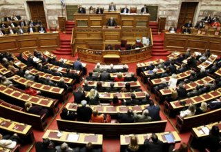 Greek parliament approves 2020 budget, projects stronger growth