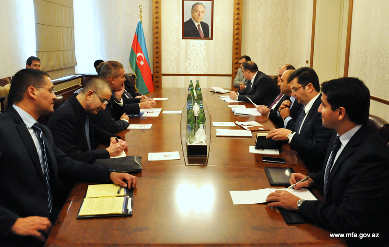 Azerbaijan, Israel discuss prospects for development of bilateral relations