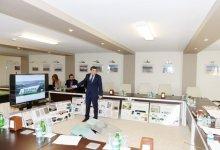 Azerbaijani first lady observes construction progress at Baku Olympic Stadium (PHOTO) - Gallery Thumbnail