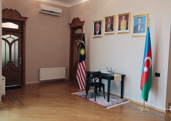 Malaysian Embassy officially opens in Baku - Gallery Image