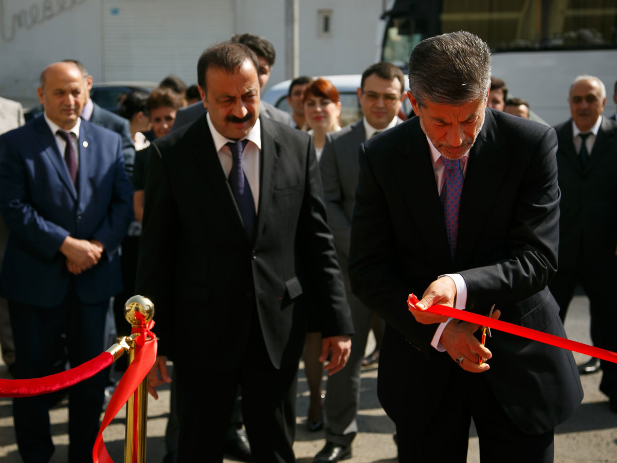 Azerbaijan's Amrahbank launches another branch