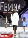 """Bakıda """"Miss Globe International"""" beynəlxalq gözəllik müsabiqəsinin qalibi (FOTO) - Gallery Thumbnail"""