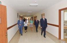 Prezident İlham Əliyev: Azərbaycanın uğurlu gələcəyi cəmiyyətin intellektual potensialından asılıdır (FOTO) - Gallery Thumbnail