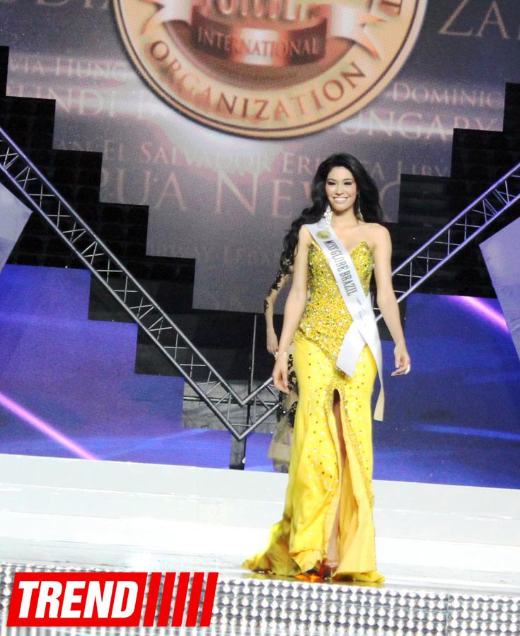 """Bakıda """"Miss Globe International"""" beynəlxalq gözəllik müsabiqəsinin qalibi (FOTO) - Gallery Image"""