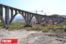 Qazvin-Rasht-Astara railway to be commissioned in early 2015 (PHOTO) - Gallery Thumbnail