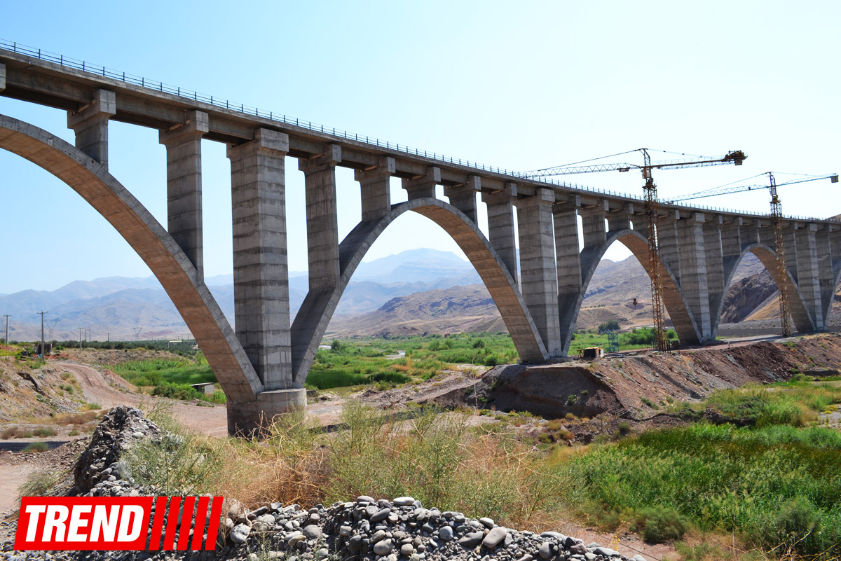 Qazvin-Rasht-Astara railway to be commissioned in early 2015 (PHOTO) - Gallery Image