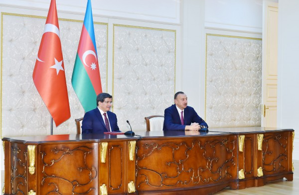 Armenia's aggressive policy leads to its isolation from regional projects - Davutoglu