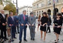 "Mehriban Aliyeva attended opening ceremony of ""Azerbaijani Village"" in Paris - Gallery Thumbnail"