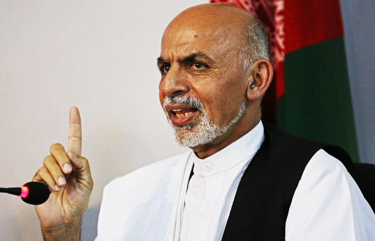 Afghan president to likely ink security pact with Iran