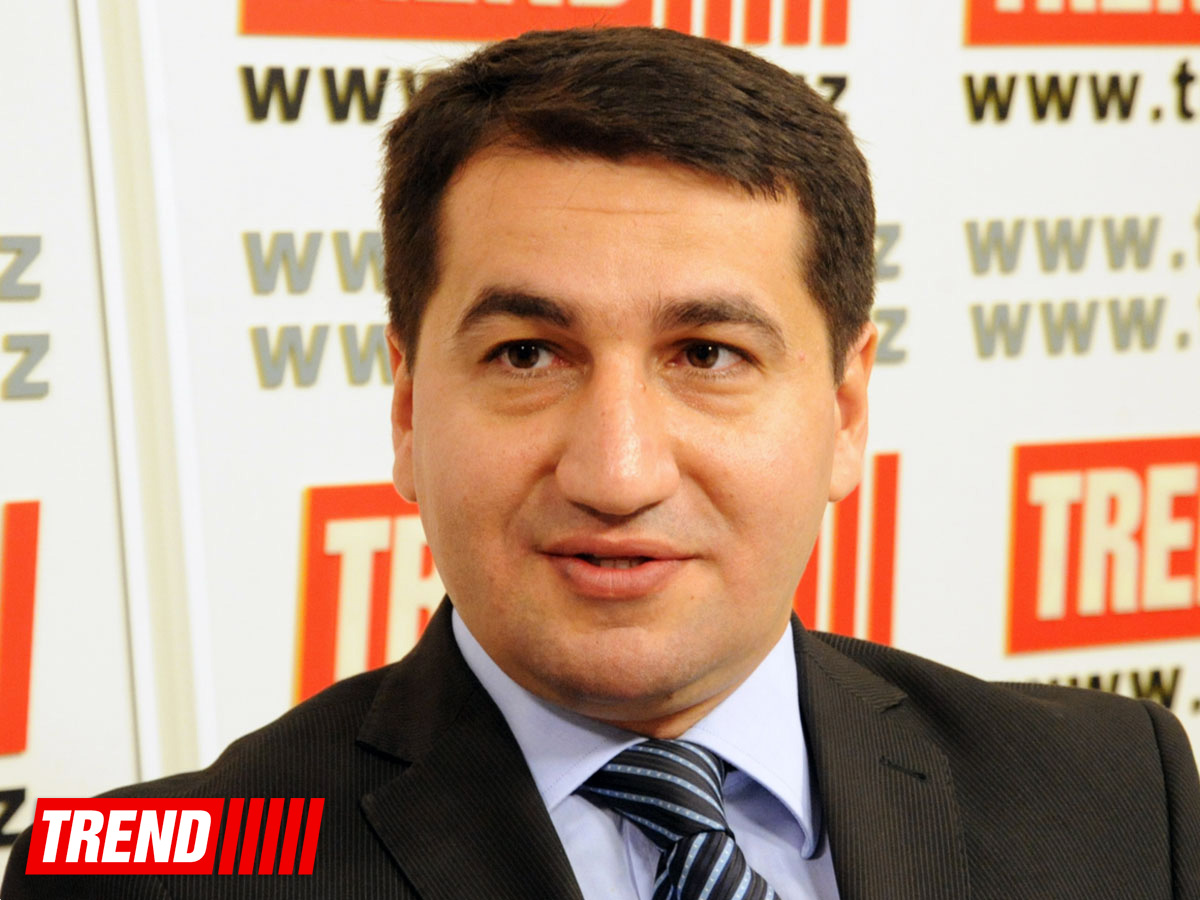 Armenia supports terrorism, which is part of country's national policy