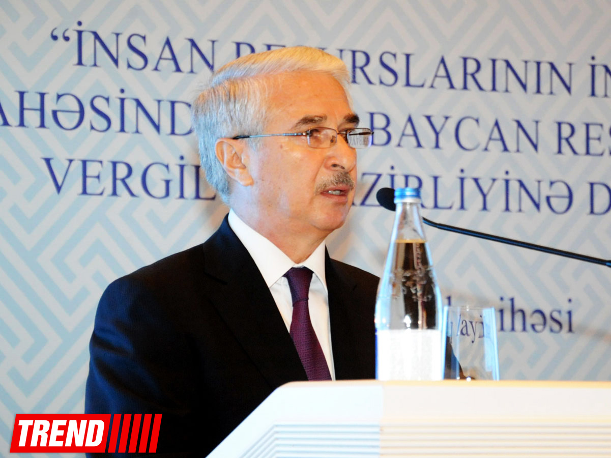 Development of human resources in Azerbaijani tax system requires long-term strategy - Gallery Image