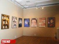 """В Баку открылась выставка """"Сяраку в интерпретации современных японских художников"""" (ФОТО) - Gallery Thumbnail"""