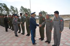 Azerbaijani, Turkish air forces can hold joint drills next year (PHOTO) - Gallery Thumbnail