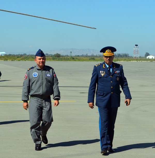 Azerbaijani, Turkish air forces can hold joint drills next year (PHOTO) - Gallery Image