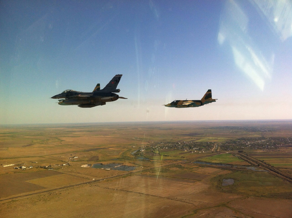 Azerbaijani, Turkish air forces can hold joint drills next year (PHOTO)