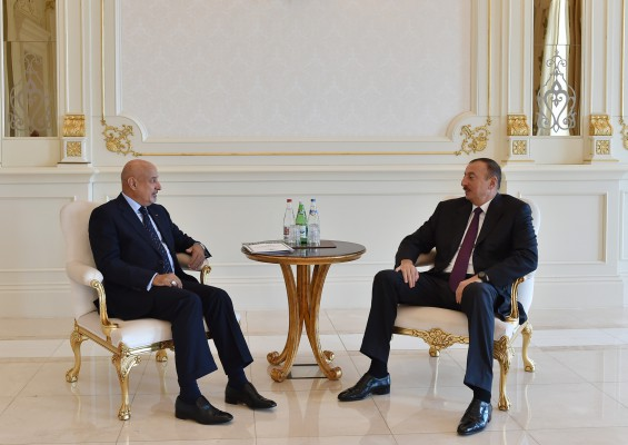 Azerbaijani president receives ISESCO Director General - Gallery Image