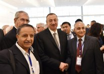Dinner reception hosted on behalf of Azerbaijani President in honor of fourth Baku International Humanitarian Forum participants (PHOTO) - Gallery Thumbnail