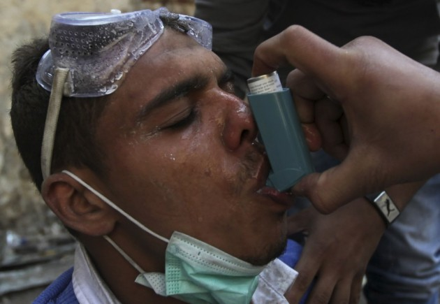 About 13% of Iranians suffer from asthma