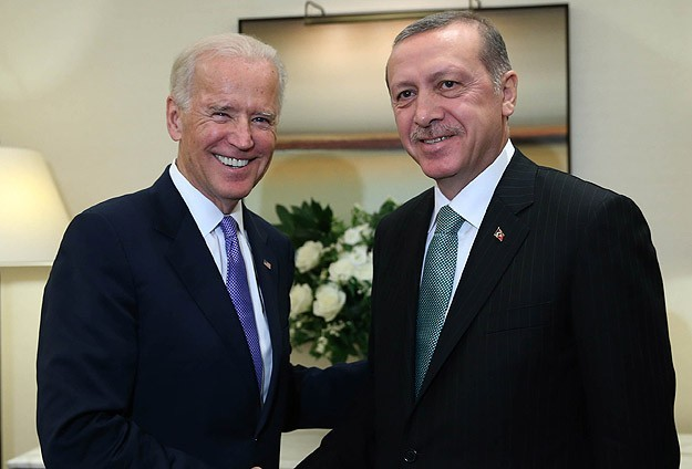 Biden to hold meeting with Erdogan while Obama likely to have conversation