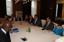 Azerbaijan's minister of youth and sports meets with UNDP administrator (PHOTO) - Gallery Thumbnail