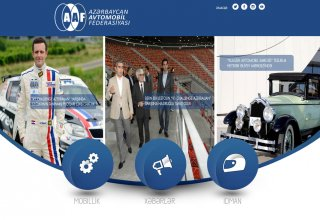 Azerbaijan Automobile Federation launches its website