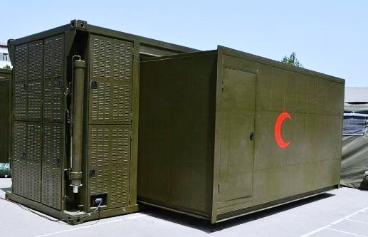 Azerbaijan intends to buy mobile military field hospitals from Turkey (PHOTO) - Gallery Image