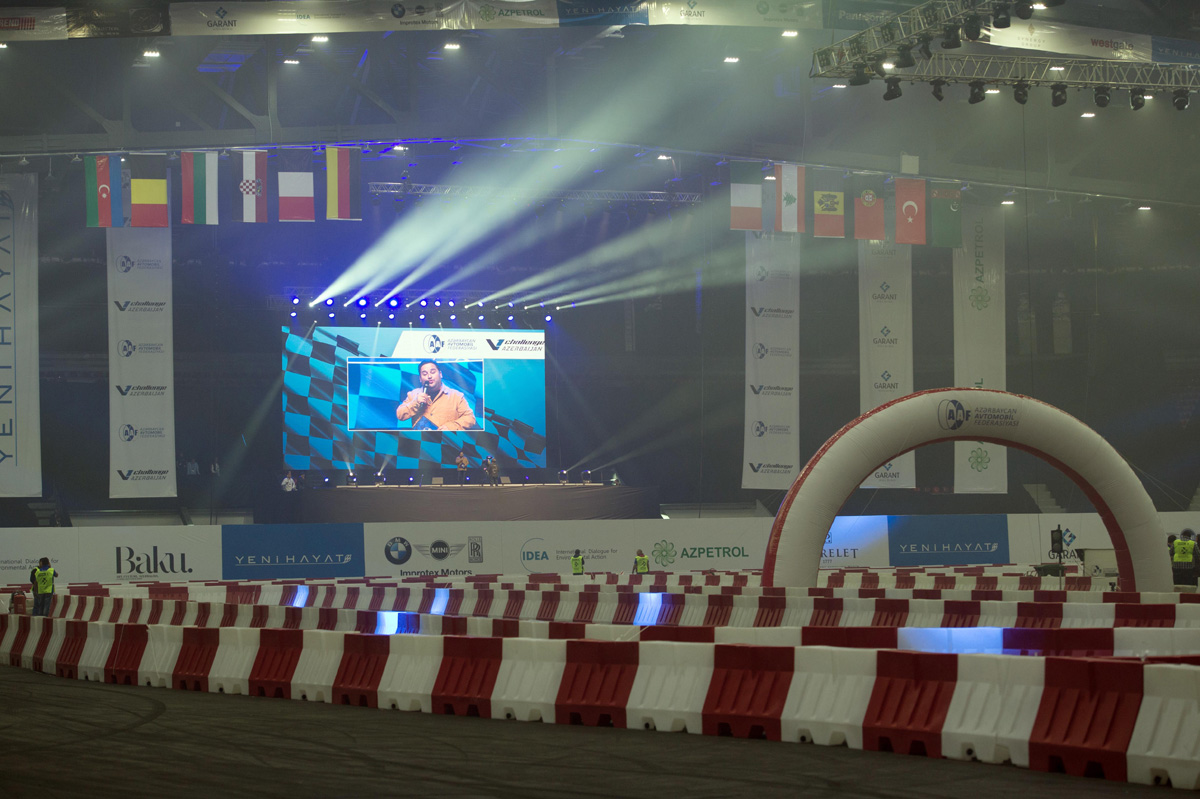 V1 Challenge Azerbaijan - delight, victory and great interest (PHOTO) - Gallery Image