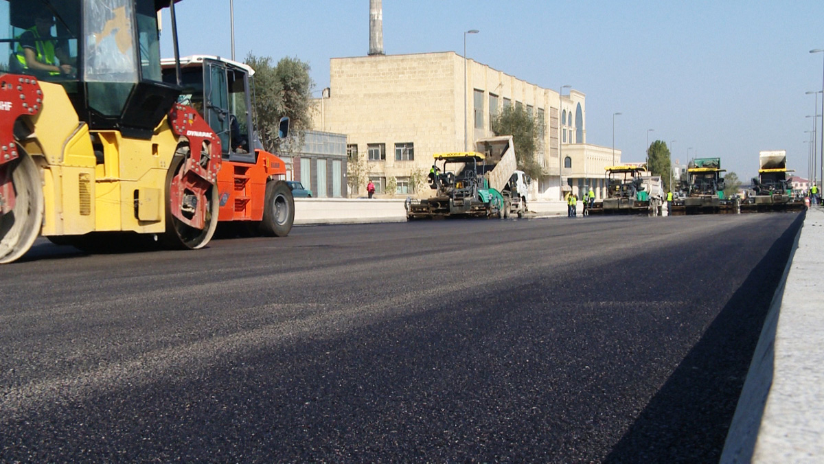 Beineu-Aktau highway's 100 km stretch to be built in 2015