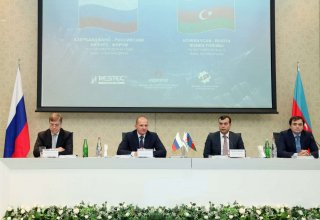 Export of Azerbaijani goods to Russia exceeds $1B in 2014 (PHOTO)