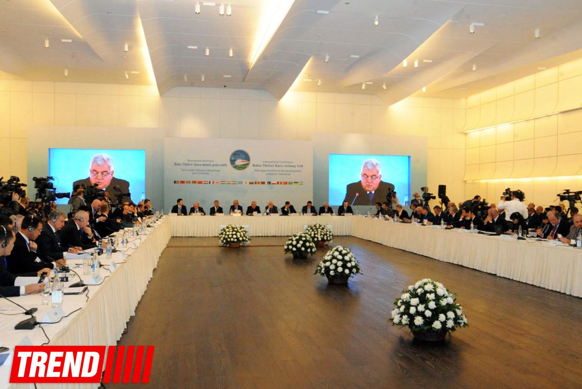 Baku-Tbilisi-Kars project open to new participants – minister (PHOTO) - Gallery Image