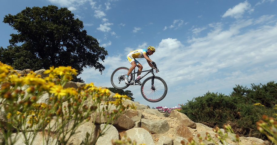 Baku 2015 European Games hosts Mountain Bike test event - Gallery Image