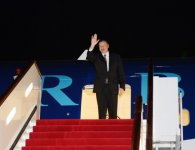 President Ilham Aliyev's official visit to Tajikistan ended - Gallery Thumbnail