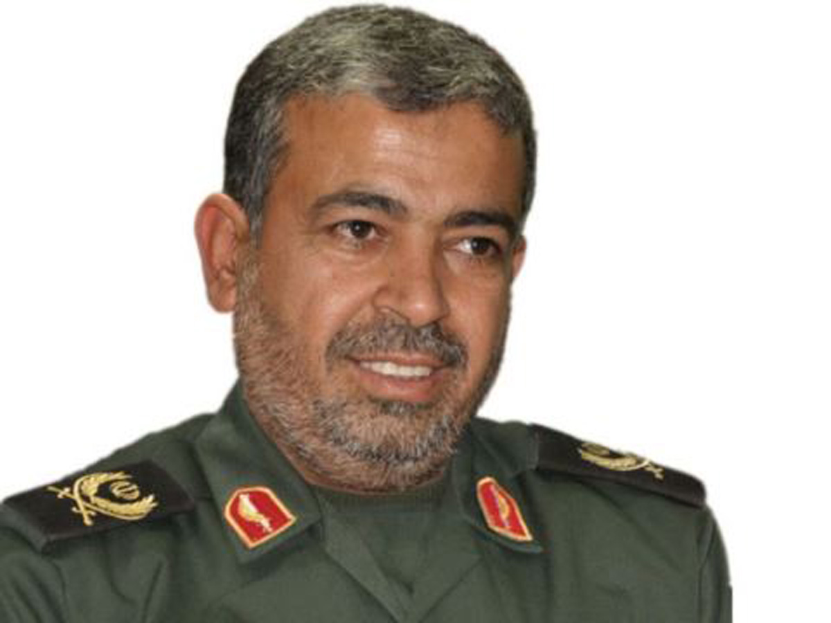 Iranian top military commander killed in Syria