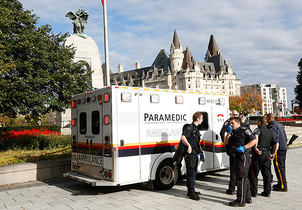 All injured in Ottawa shooting discharged from hospital