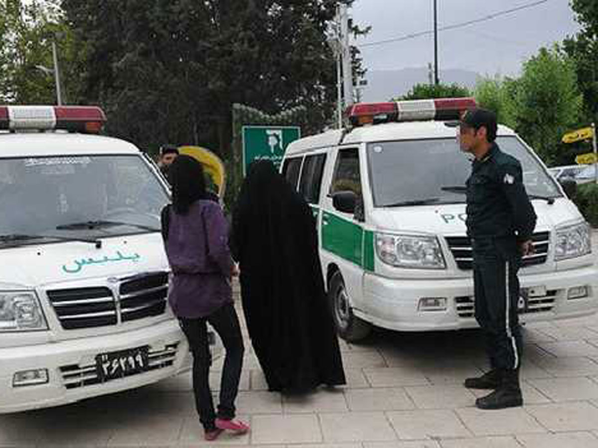 Police in Iran not obliged to enforce Islamic Rules?
