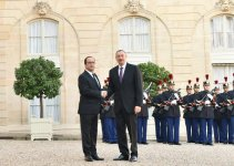 Azerbaijani, French presidents stress need to change status quo in Karabakh conflict - Gallery Thumbnail