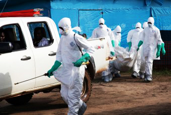 4 killed, 5 injured in attacks against Ebola response team in DRC