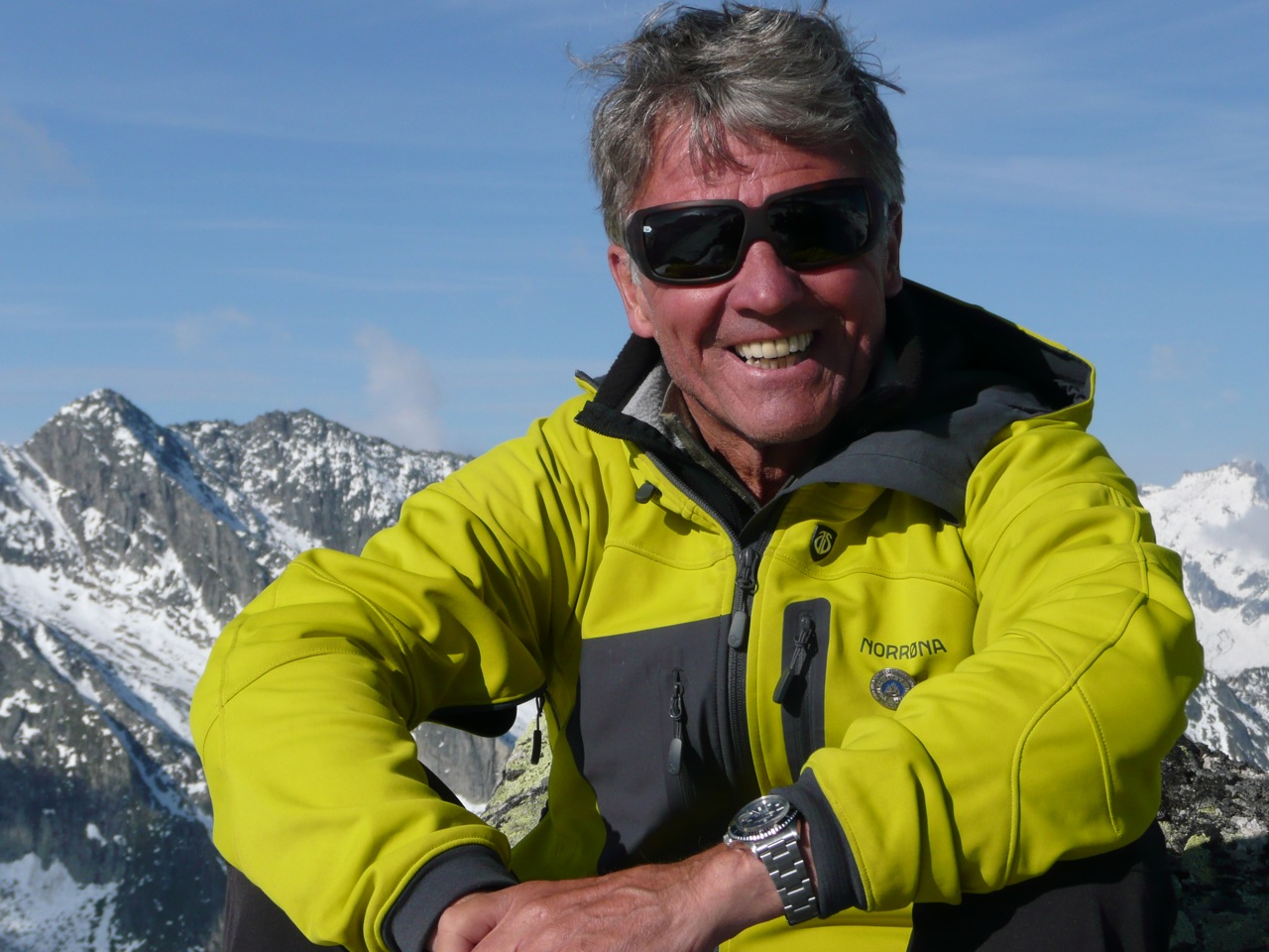 World-renowned mountaineer to share his experience with Iranian colleagues