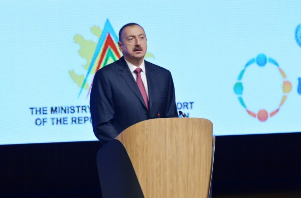 President Aliyev: Security, stability main prerequisites for every country's development
