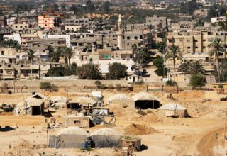 Egypt evacuates over 800 houses in Sinai for buffer zone