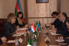 Croatia interested in cooperation with Azerbaijan in energy sector (PHOTO) - Gallery Thumbnail