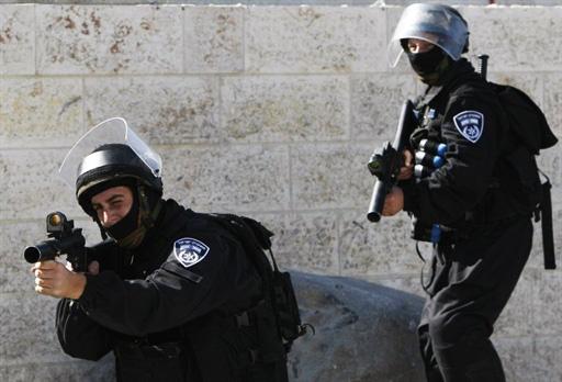 Столкновения палестинцев с израильской полицией начались в Иерусалиме и Вифлееме