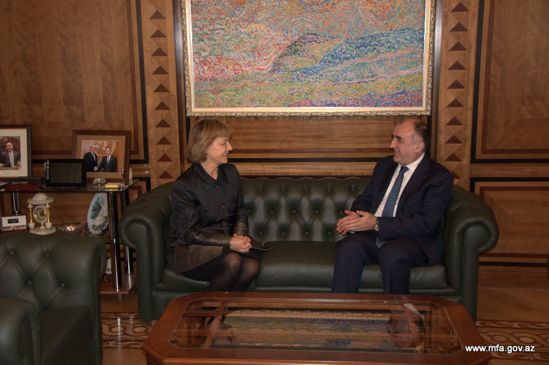 Croatia interested in cooperation with Azerbaijan in energy sector (PHOTO)