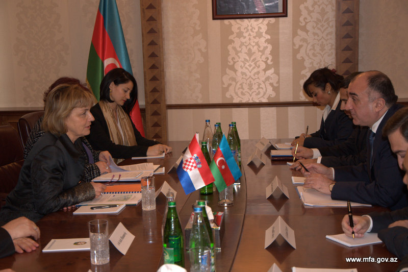 Croatia interested in cooperation with Azerbaijan in energy sector (PHOTO) - Gallery Image