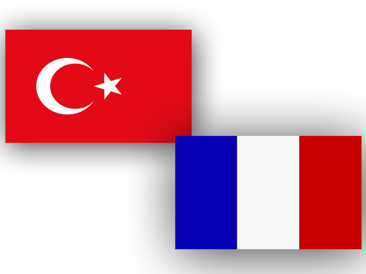 Cargo deliveries from France to Turkey go downhill