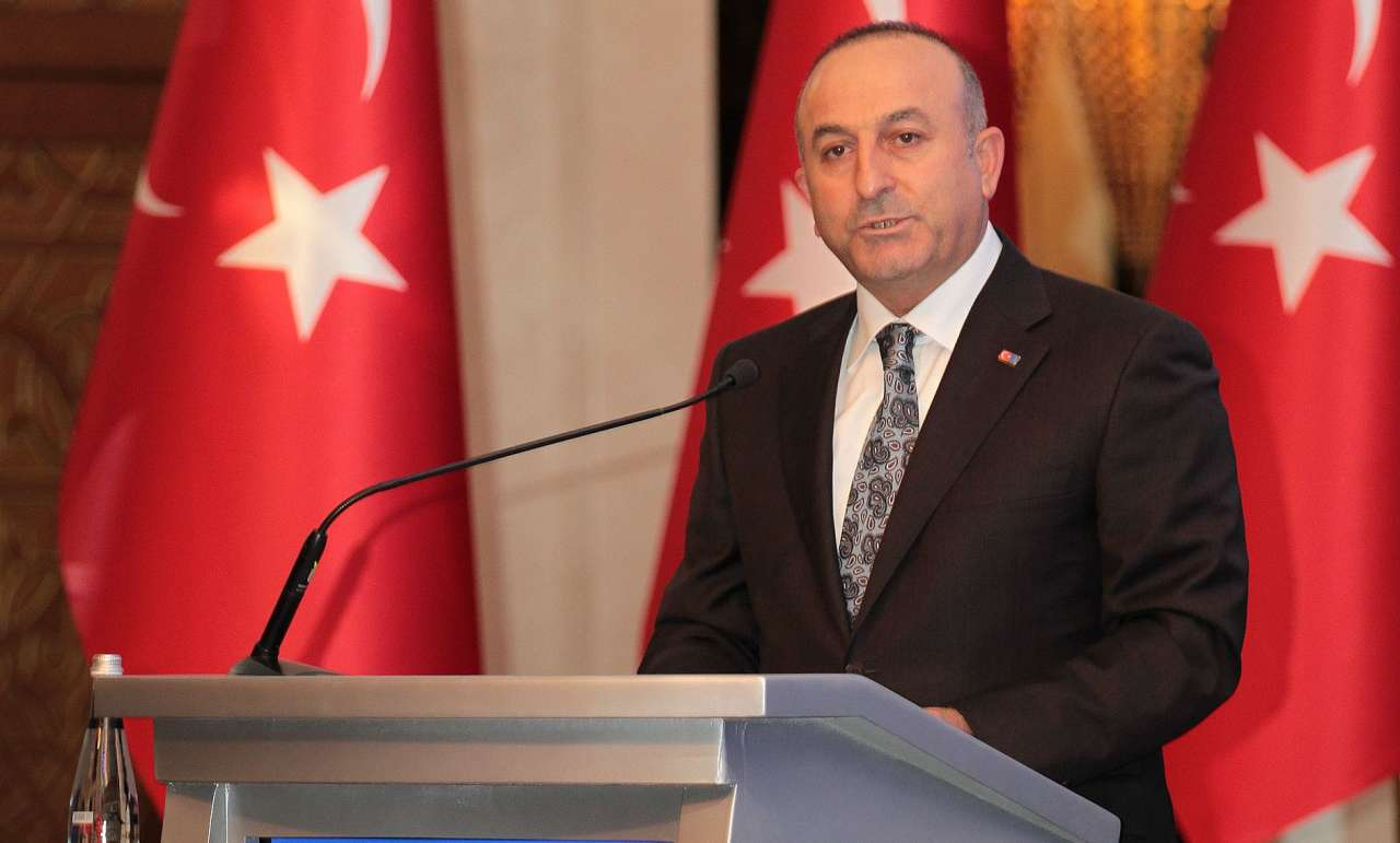 Syrian crisis going beyond region – Turkish FM