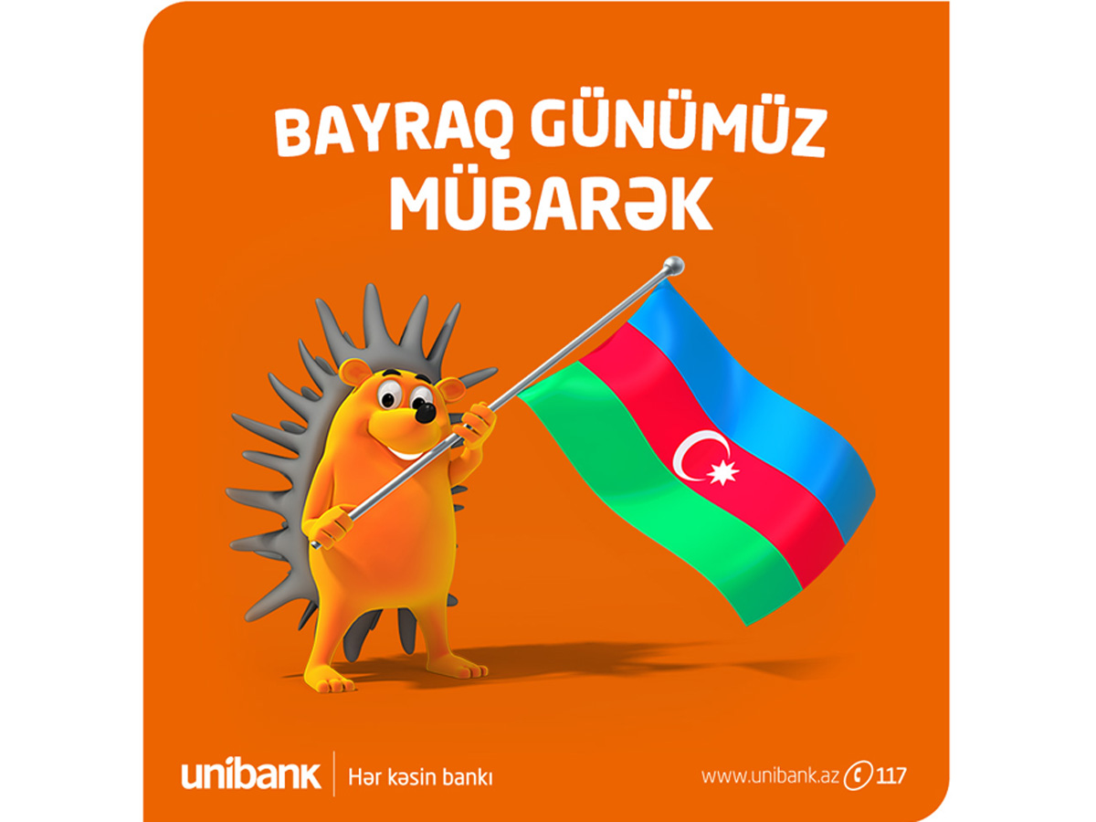 Unibank surprise for the National Flag Day